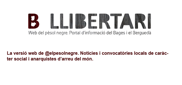 #Berga #Gironella #Puig-reig #Sallent #Moià #Navarcles #Manresa #Berguedà #Bages #Alt Llobregat i Cardener #Anarquisme #Anarquia #AccióDirecta #RevolucióSocial