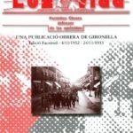 Luz y Vida. Una publicació obrera de Gironella.